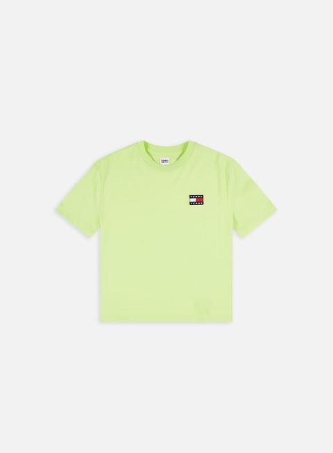 T-shirt a manica corta Tommy Hilfiger WMNS TJ Tommy Badge T-shirt