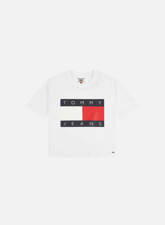 Tommy Hilfiger WMNS TJ Tommy Flag T-shirt