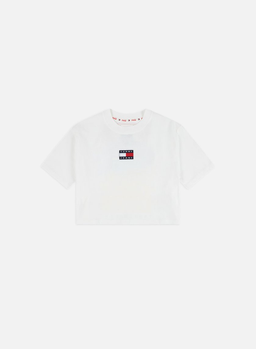 Tommy Hilfiger WMNS TJ Tommy x Coca Cola Repeat Cropped T-shirt