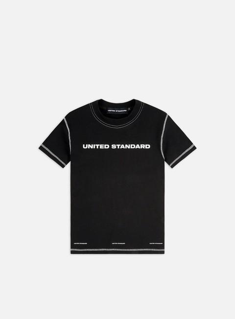 Outlet e Saldi T-shirt a Manica Corta United Standard Logo T-shirt
