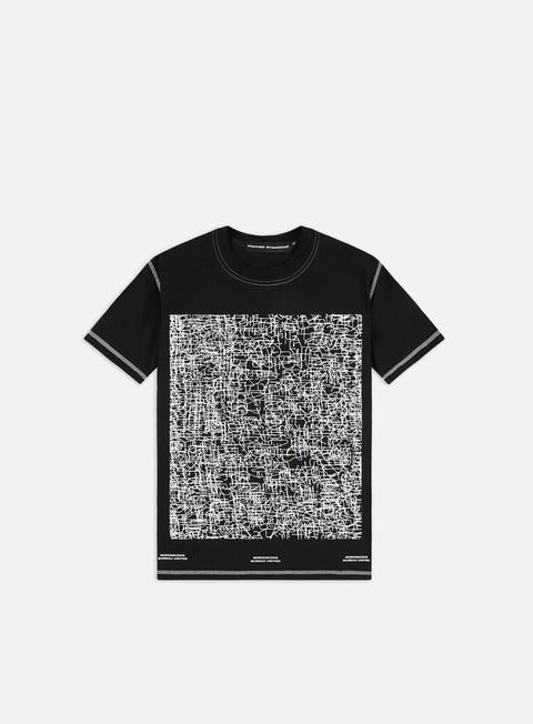 Short sleeve T-shirts United Standard Mirkoscope North T-shirt