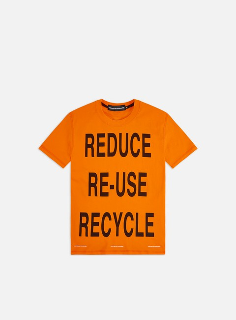 Short Sleeve T-shirts United Standard Virgil Recycle T-shirt