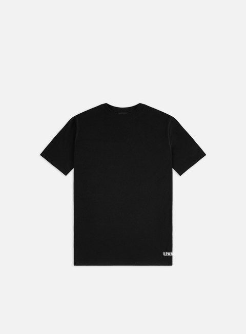Sale Outlet Short Sleeve T-shirts U.P.W.W. Tonal Back Insert T-shirt