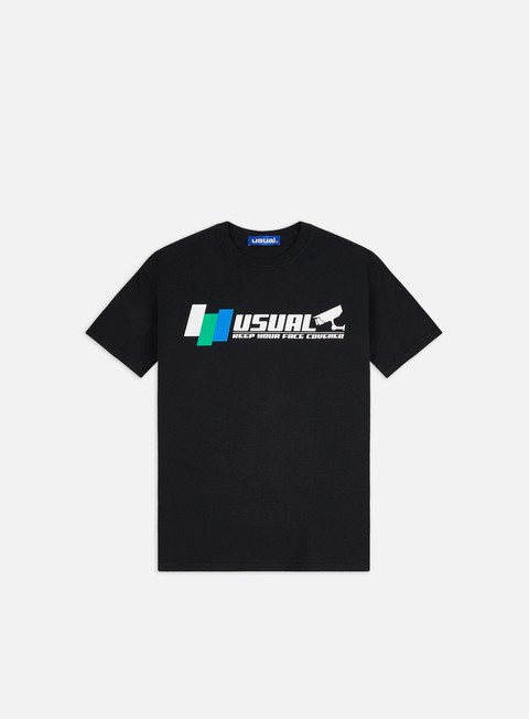 Sale Outlet Short Sleeve T-shirts Usual CC TV T-shirt