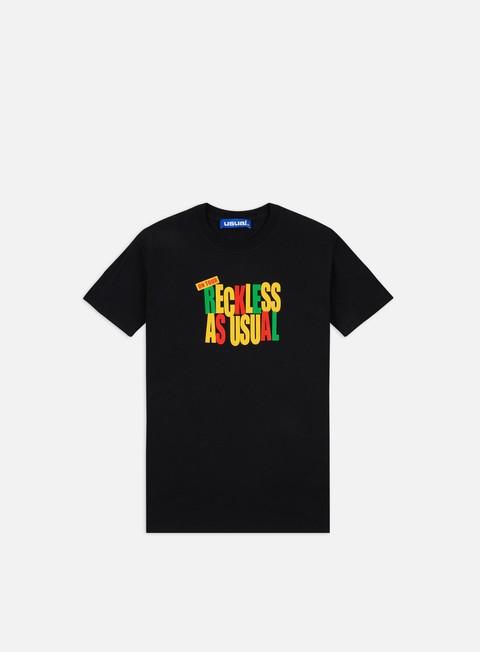Outlet e Saldi T-shirt a Manica Corta Usual EPMD T-shirt