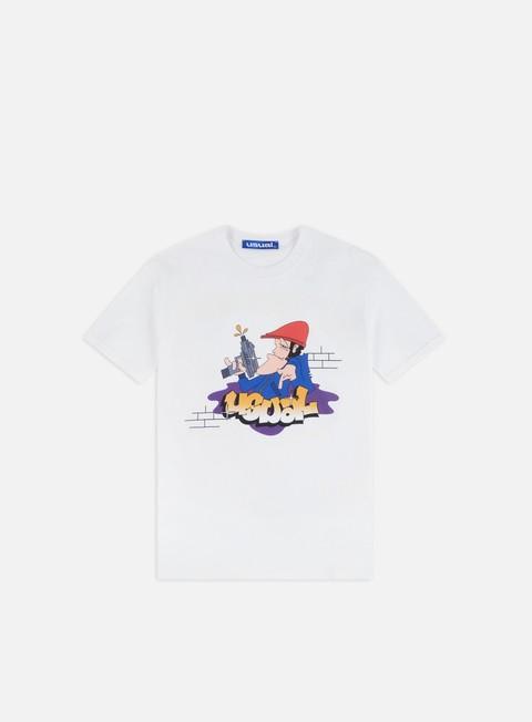 Short Sleeve T-shirts Usual Graff T-shirt