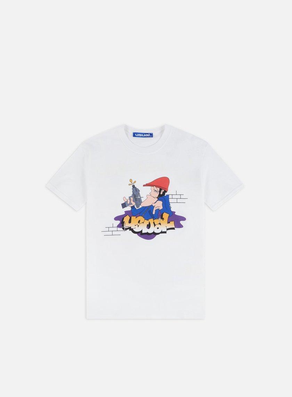 Usual Graff T-shirt