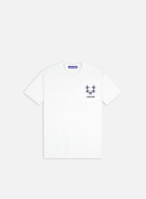 T-shirt a manica corta Usual Mini Logo T-shirt