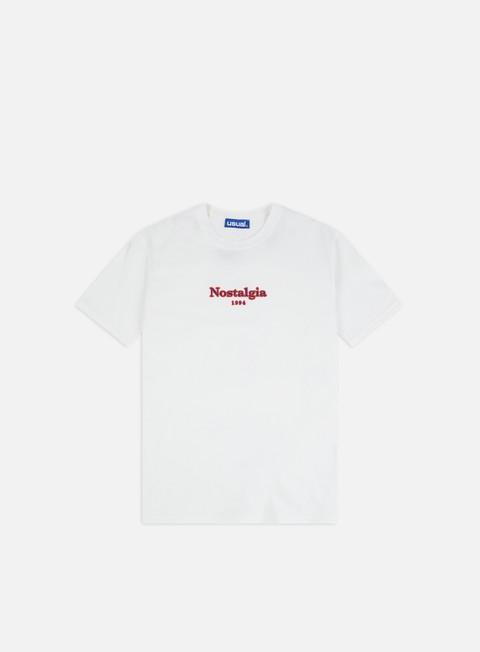Outlet e Saldi T-shirt a Manica Corta Usual Nostalgia 1994 Bicolor T-shirt
