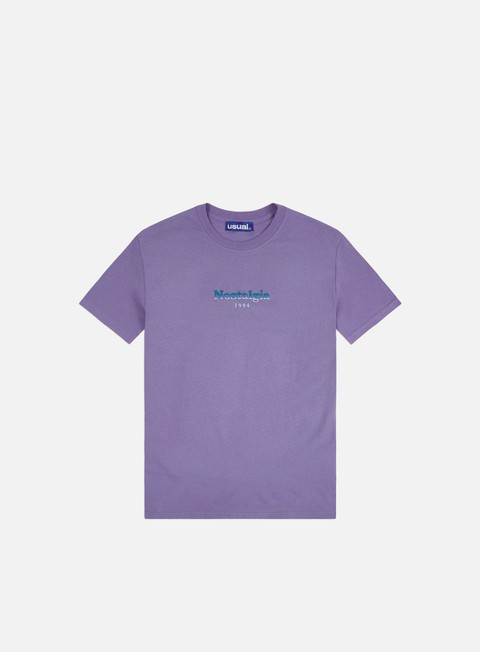 Sale Outlet Short Sleeve T-shirts Usual Nostalgia 1994 Gradient T-shirt