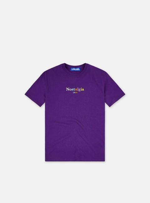 Short sleeve T-shirts Usual Nostalgia 1994 Multi T-shirt