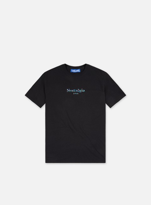 Short sleeve T-shirts Usual Nostalgia 1994 Summit T-shirt