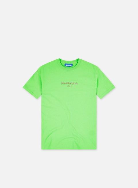 Short sleeve T-shirts Usual Nostalgia 1994 Trek T-shirt