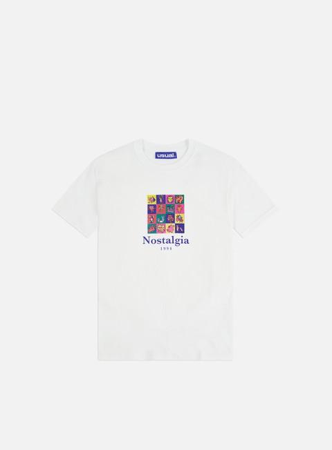 T-shirt a Manica Corta Usual Nostalgia 1994 Trip T-shirt