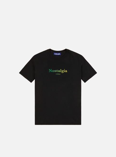T-shirt a Manica Corta Usual Nostalgia 1994 Vision T-shirt