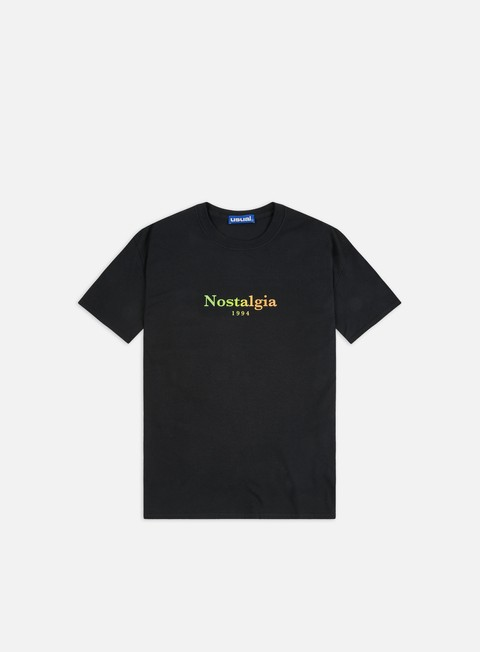 Short Sleeve T-shirts Usual Nostalgia 1994 Vision T-shirt