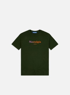Usual - Nostalgia 1994 Vision T-shirt, Green