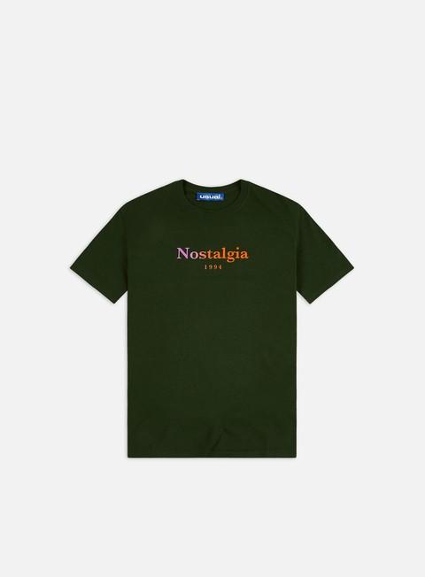 Short Sleeve T-shirts Usual Nostalgia 1994 Vision T-shirt