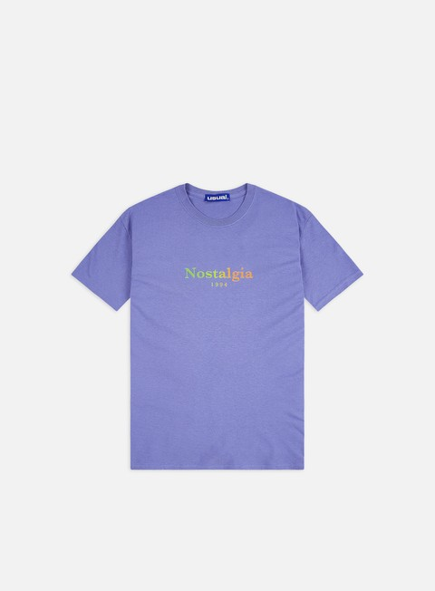 Outlet e Saldi T-shirt a Manica Corta Usual Nostalgia 1994 Vision T-shirt