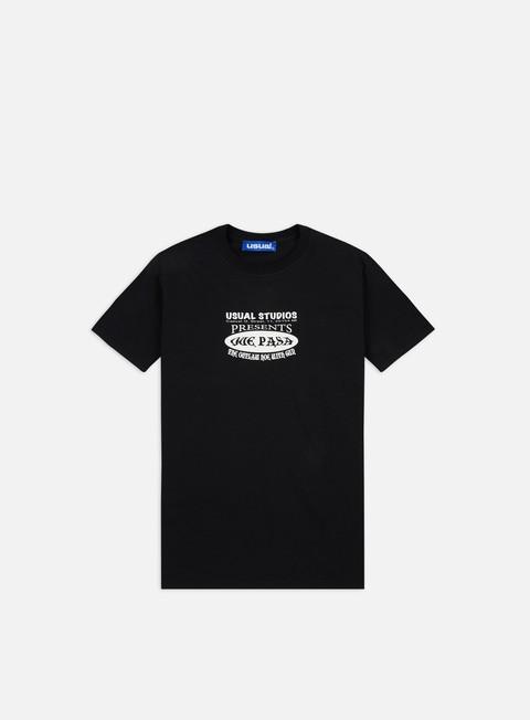 Short sleeve T-shirts Usual Que Pasa T-shirt