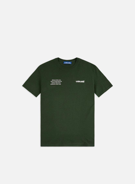 Usual Run T-shirt