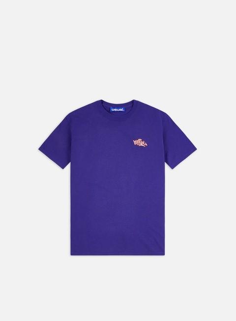Short Sleeve T-shirts Usual Tag T-shirt
