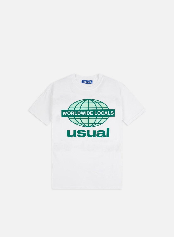 Usual Worldwide Locals OG T-shirt