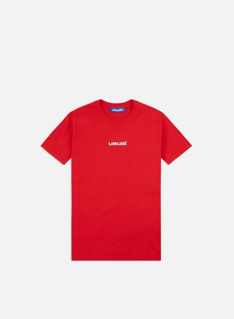 Short sleeve T-shirts Usual WWL T-shirt