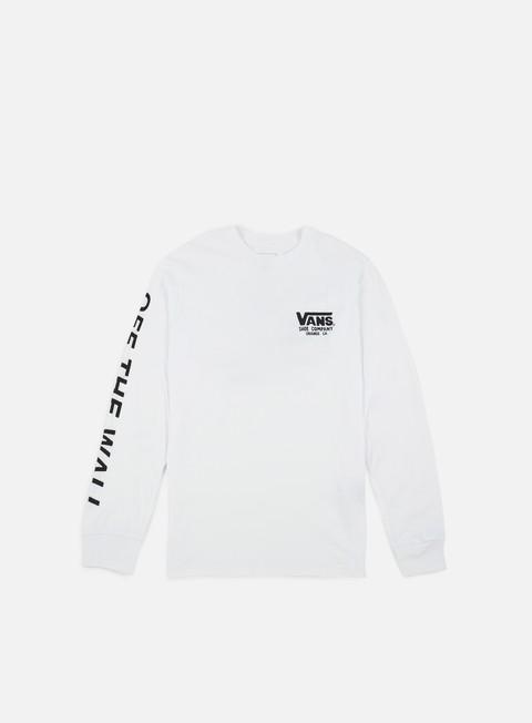 T-shirt a Manica Corta Vans 1-800 T-shirt