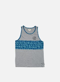 Vans - Afton Tank Top, Concrete Heather 1