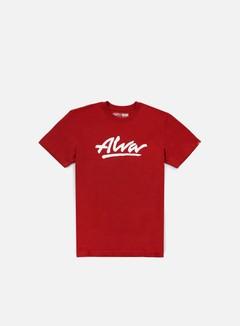 Vans - Alva T-shirt, Cardinal 1