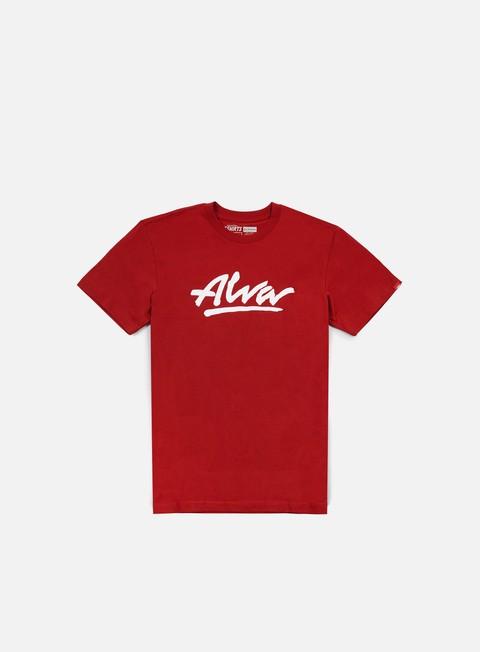 Outlet e Saldi T-shirt a Manica Corta Vans Alva T-shirt