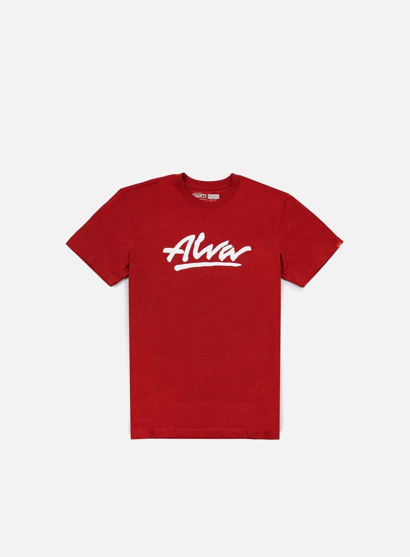 Vans - Alva T-shirt, Cardinal