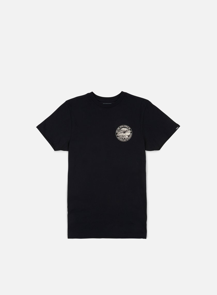 Vans - Another Day T-shirt, Black