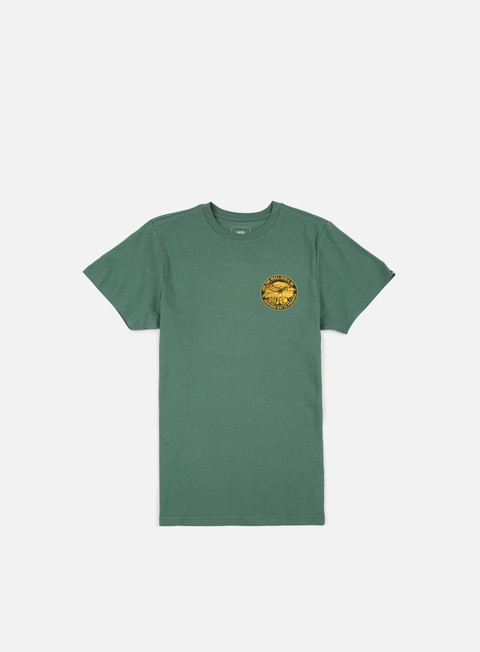 Sale Outlet Short Sleeve T-shirts Vans Another Day T-shirt