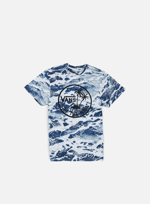 t shirt vans backwashed t shirt backwash