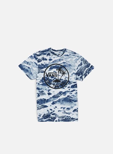 Sale Outlet Short Sleeve T-shirts Vans Backwashed T-shirt