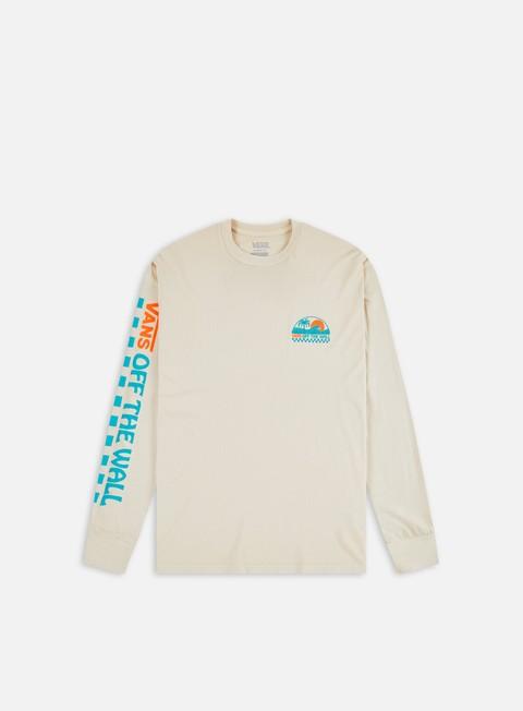 T-shirt a manica lunga Vans Barreled LS T-shirt