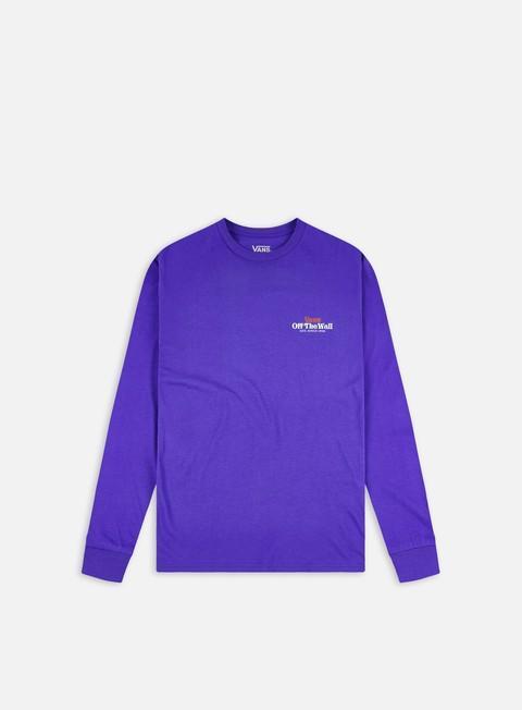 T-shirt a manica lunga Vans Bodega Bay LS T-shirt