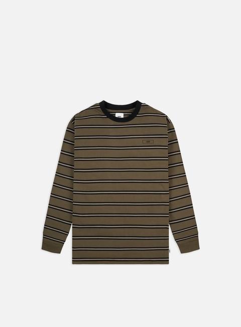 Outlet e Saldi T-shirt a Manica Lunga Vans Brandis LS T-shirt
