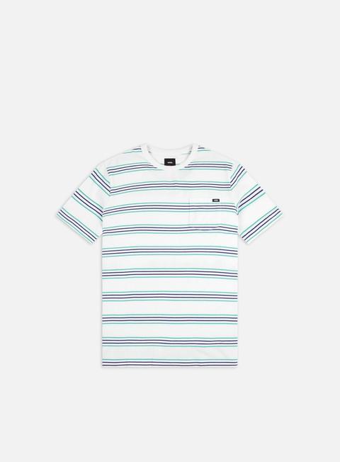 Short Sleeve T-shirts Vans Chaparral Stripe Pocket T-shirt