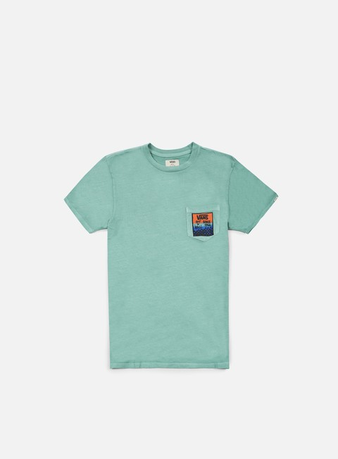 Outlet e Saldi T-shirt a Manica Corta Vans Checked In T-shirt