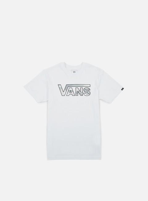t shirt vans classic logo fill t shirt white white camo