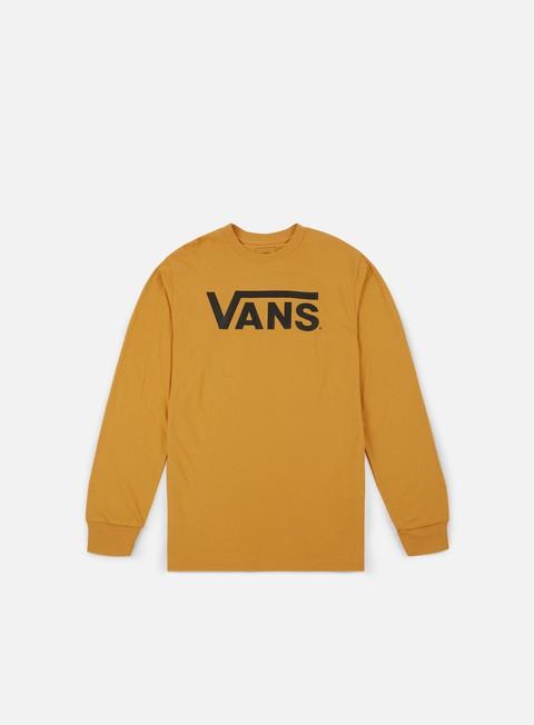 Outlet e Saldi T-shirt a Manica Lunga Vans Classic LS T-shirt