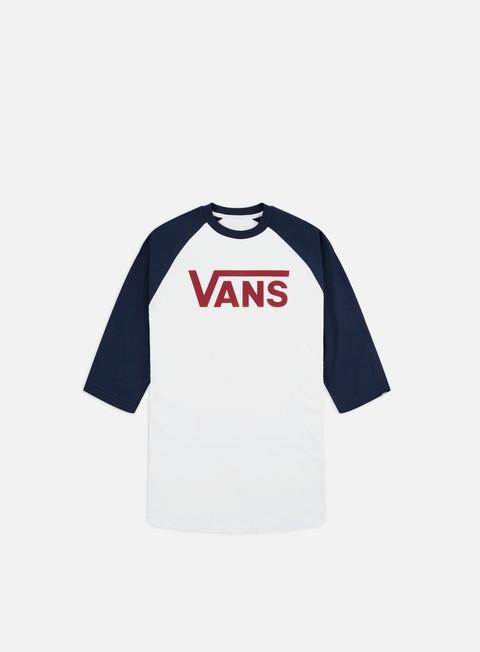 Short Sleeve T-shirts Vans Classic Raglan T-shirt