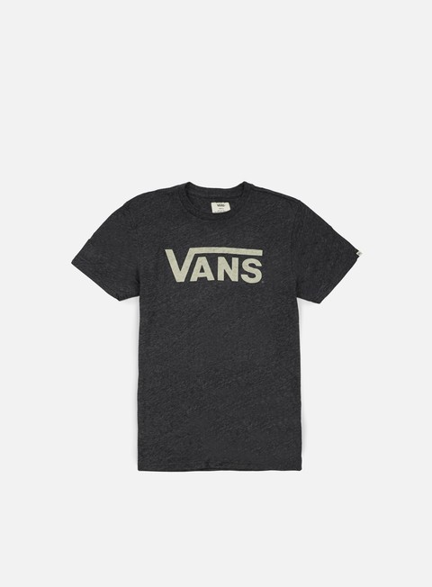 t shirt vans classic snow t shirt black