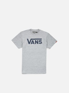 Vans - Classic T-shirt, Athletic Heather/Poseidon