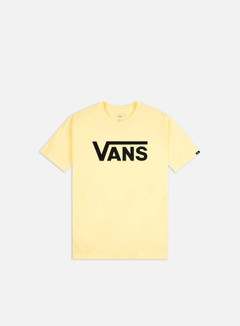 Vans - Classic T-shirt, Double Cream/Black