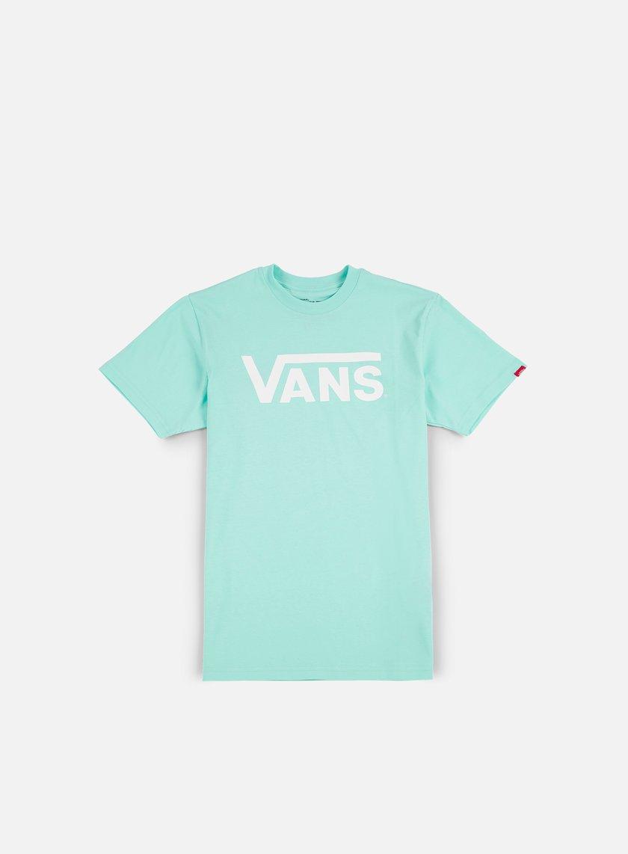 Vans - Classic T-shirt, Mint/White