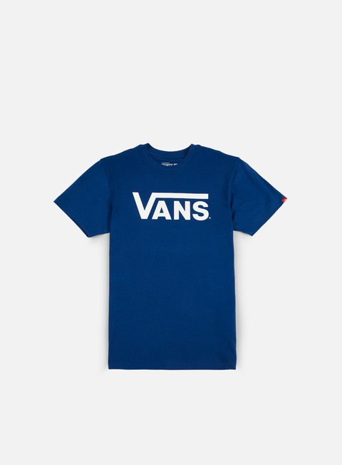 t shirt vans classic t shirt true blue white